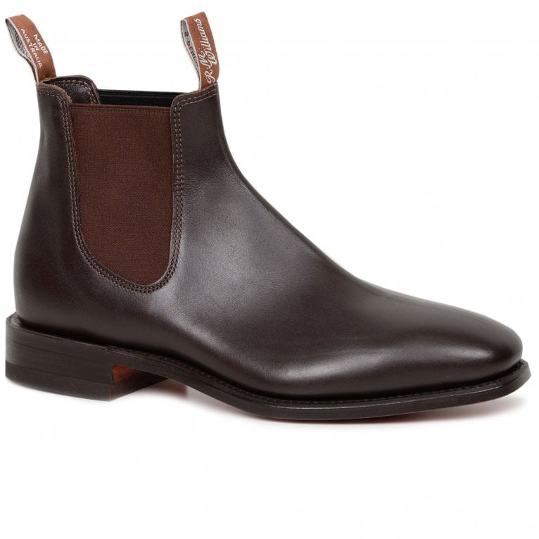 R.M.Williams Classic Craftsman Mens Chelsea Boots