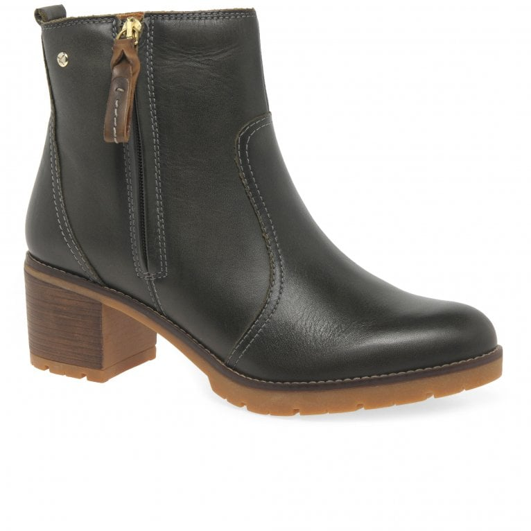 Pikolinos Llanes Womens Ankle Boots