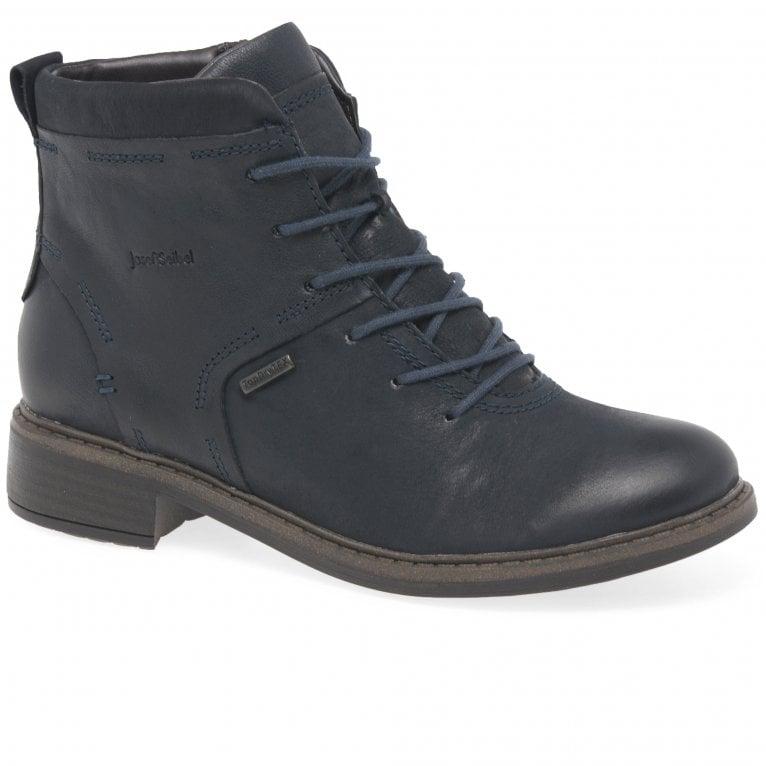 Josef Seibel Selena 50 Womens Waterproof Ankle Boots