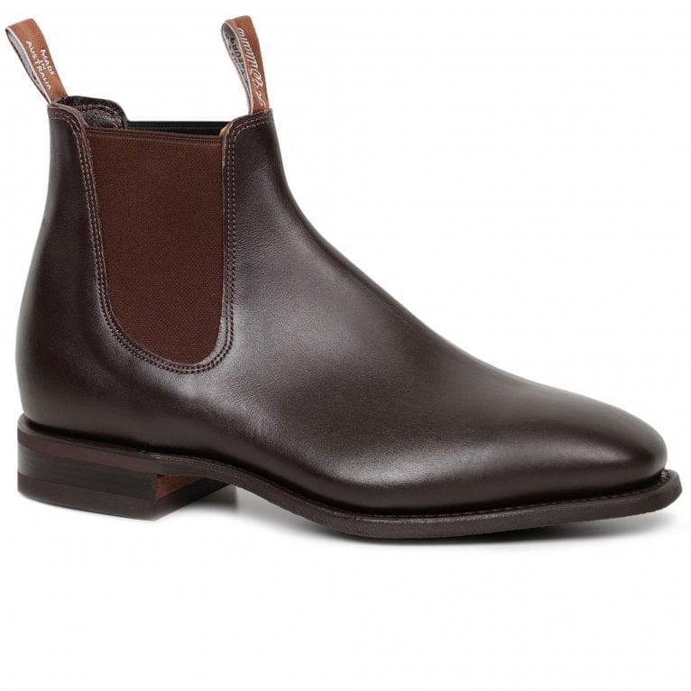 R.M.Williams Comfort Craftsman Mens Chelsea Boots