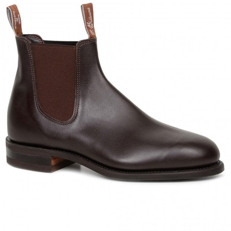 R.M.Williams Turnout Comfort Mens Chelsea Boots