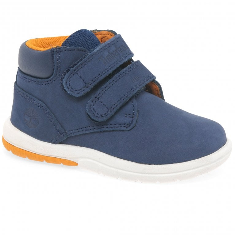 Timberland Toddle Tracks Boys Toddler Rip Tape Boots