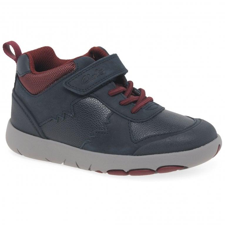 Clarks Rex Park K Boys Boots