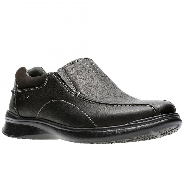 Clarks Cotrell Step Mens Wide Fit Casual Shoes
