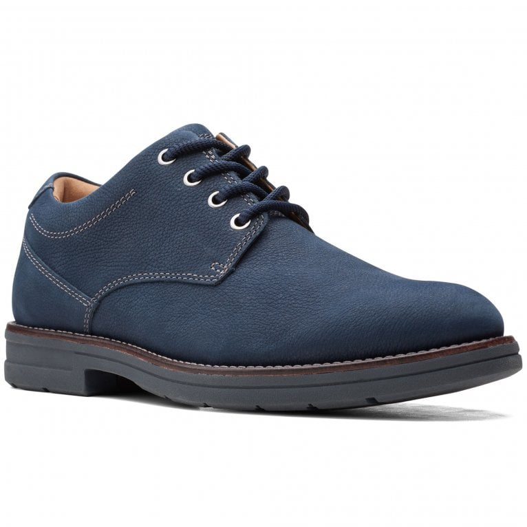 Clarks Banning Plain Mens Casual Shoes