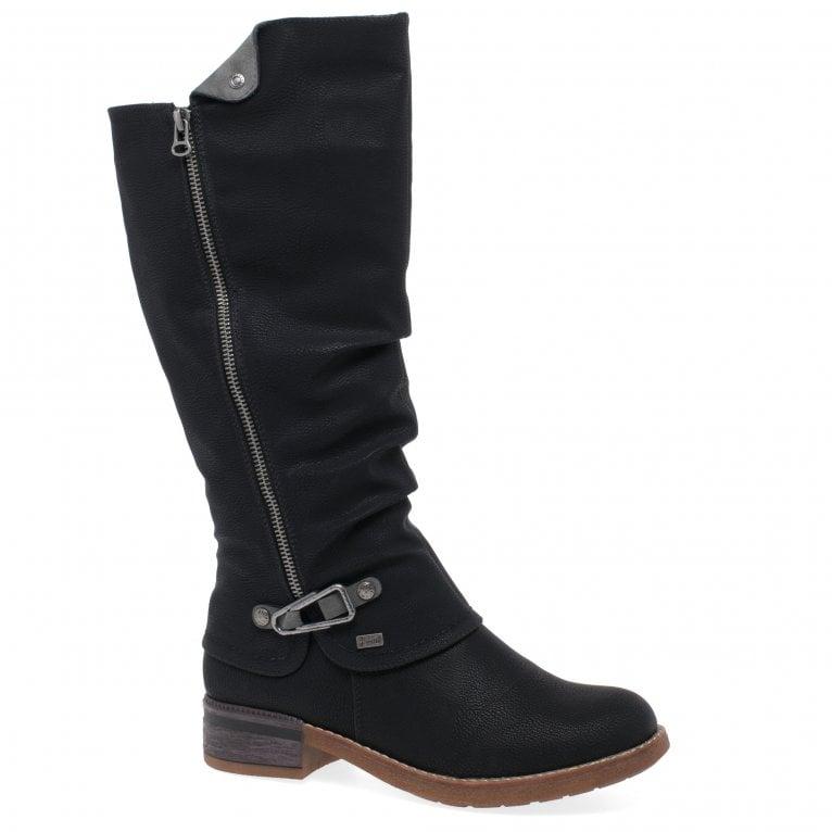 Rieker Fresco Womens Knee High Boots