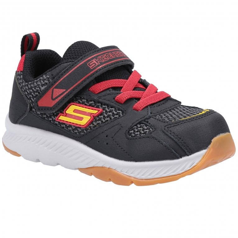 Skechers Comfy Grip Boys Trainers