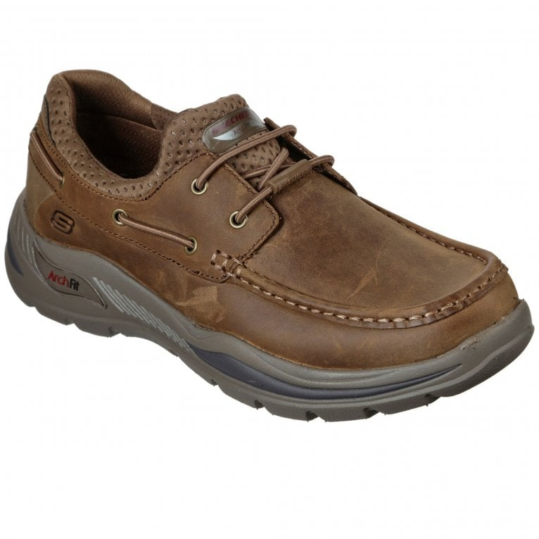 Skechers Arch Fit Motley Hosco Mens Casual Shoes