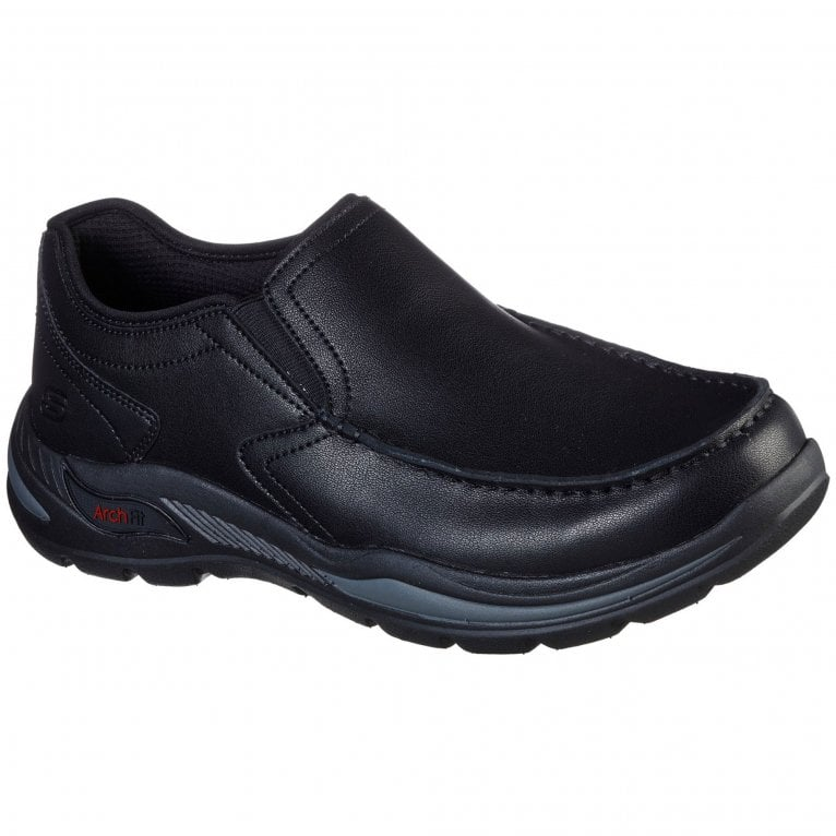 Skechers Arch Fit Motley Hust Mens Casual Shoes