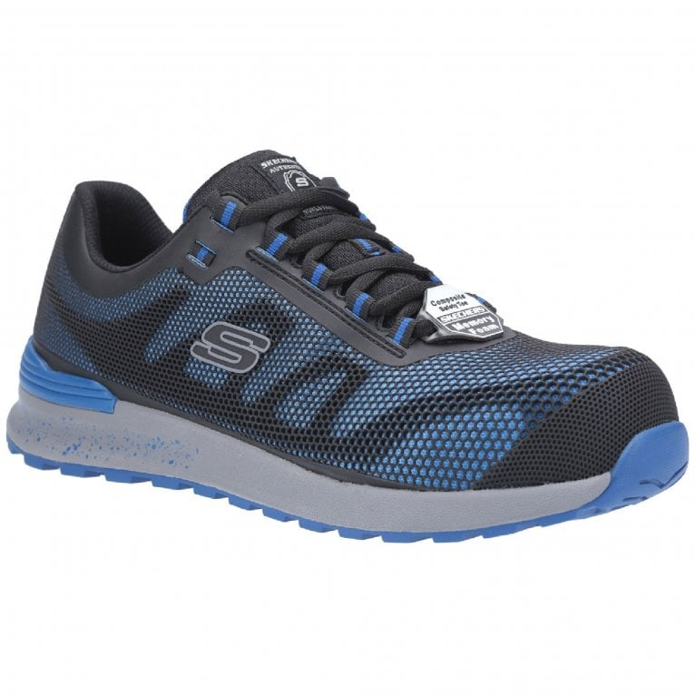 Skechers Bulklin Mens Safety Trainers