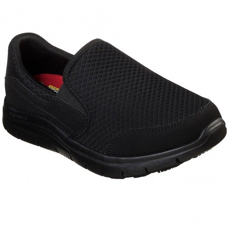 Skechers Cozard Sr Womens Slip On Sports Shoes