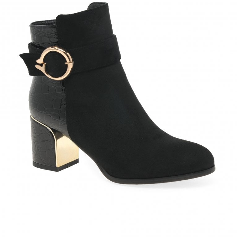 Lunar (GRS) Tamsin Womens Ankle Boots