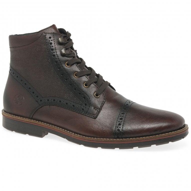 Rieker Newman Mens Boots