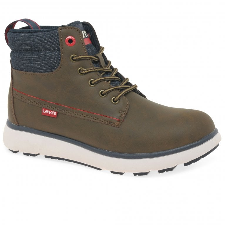 Levi's Vermont Boys Senior Boots