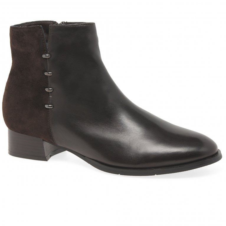 Regarde Le Ciel Cherry 01 Womens Ankle Boots