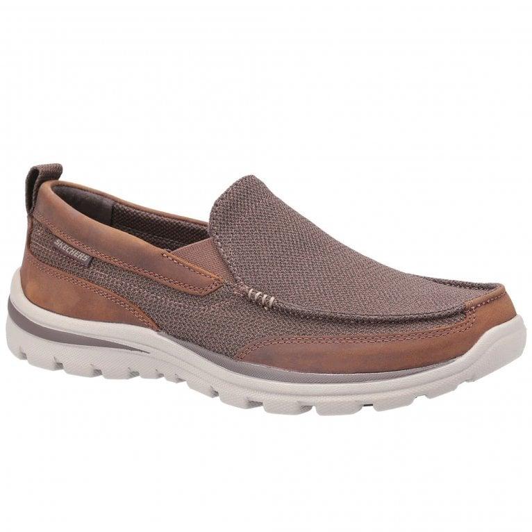 Skechers Superior Milford Mens Slip On Shoes