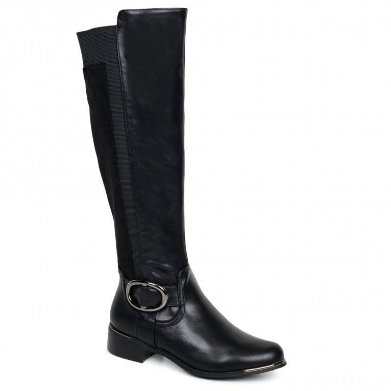 Lunar (GRS) Lucy Womens Knee High Boots