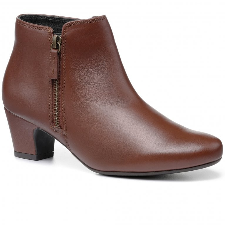 Hotter Delight II Womens Ankle Boots