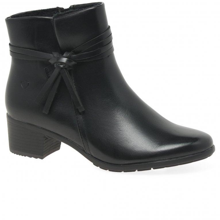 Heavenly Feet Annie II Womens Ankle Boots
