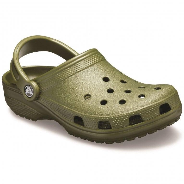 Crocs Classic Womens Mules