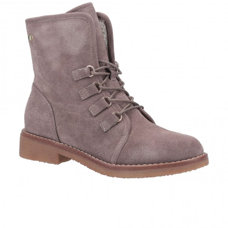 Hush Puppies Milo Womens Ankle Boots