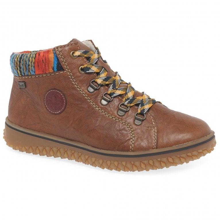 Rieker Poncho Womens Walking Boots