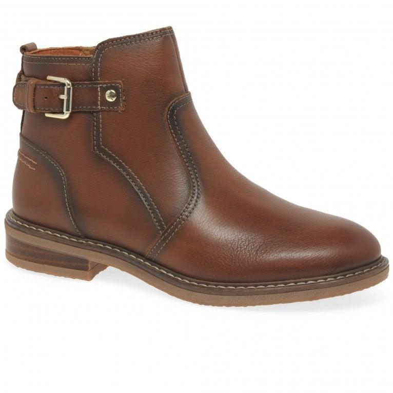 Pikolinos Aldaya Womens Ankle Boots