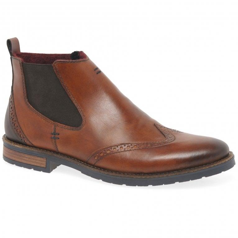 Rieker Rushton Mens Chelsea Boots