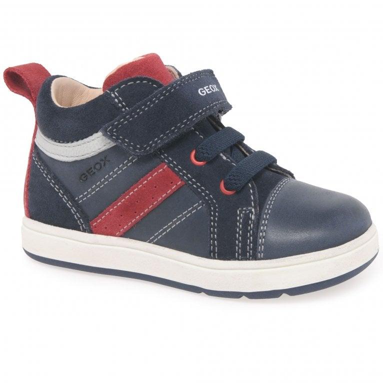 Geox B Biglia Boys Infant Boots