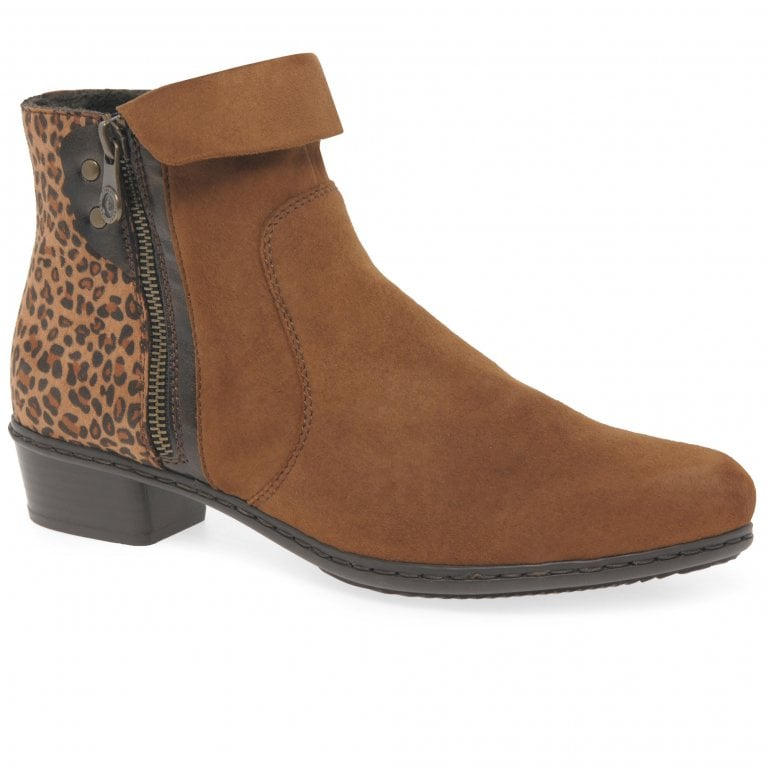 Rieker Lula Womens Ankle Boots