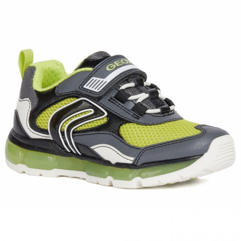 Geox Junior Android Bungee Boys Sports Trainers