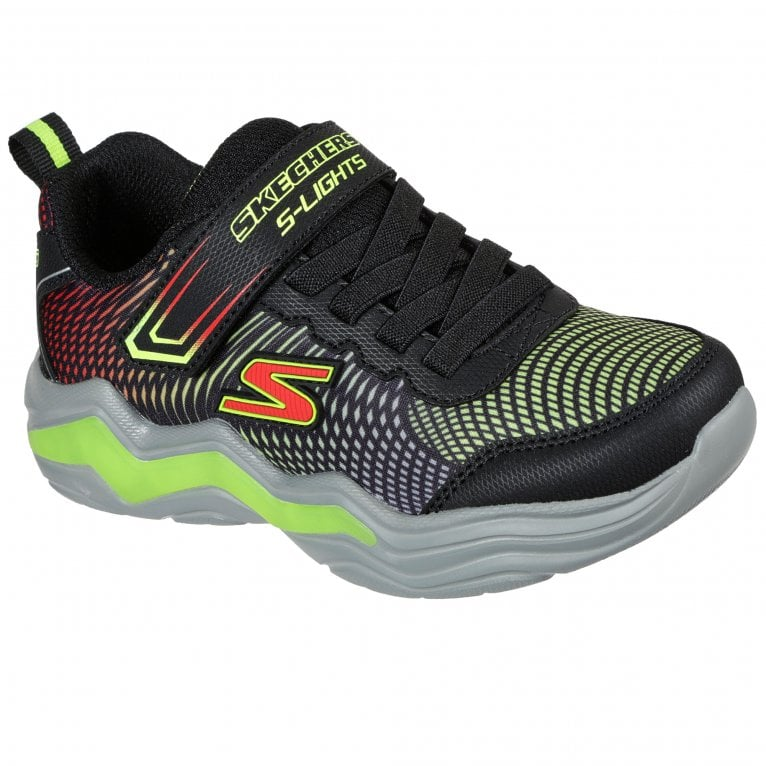 Skechers Erupters IV Boys Sports Trainers