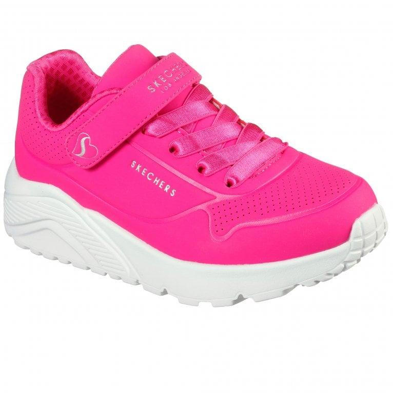 Skechers Uno Lite Girls Sports Trainers