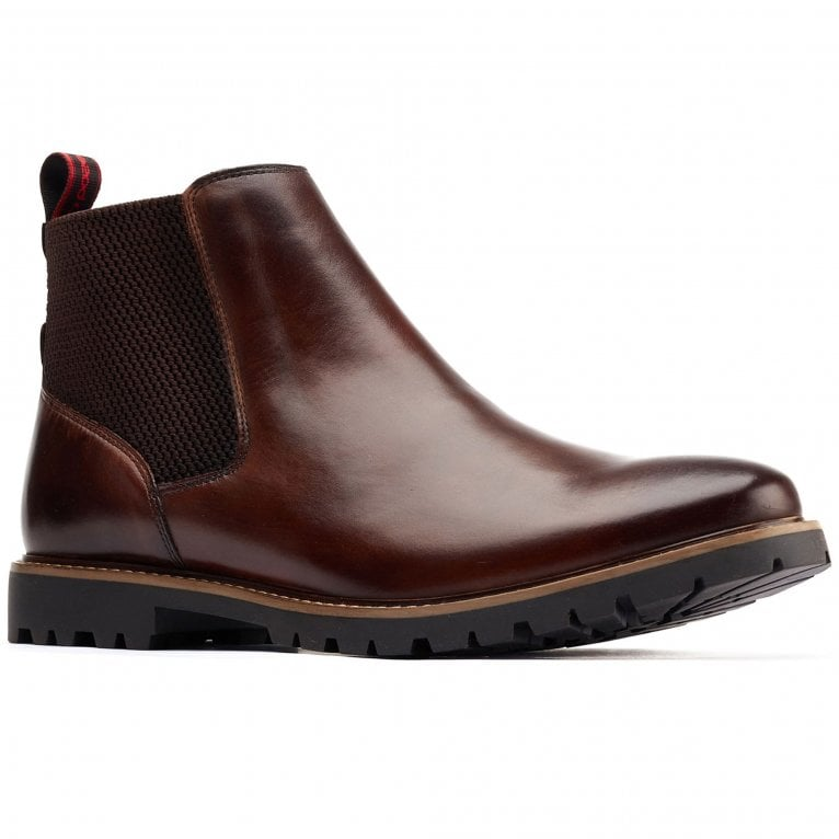 Base London Anderson Mens Chelsea Boots