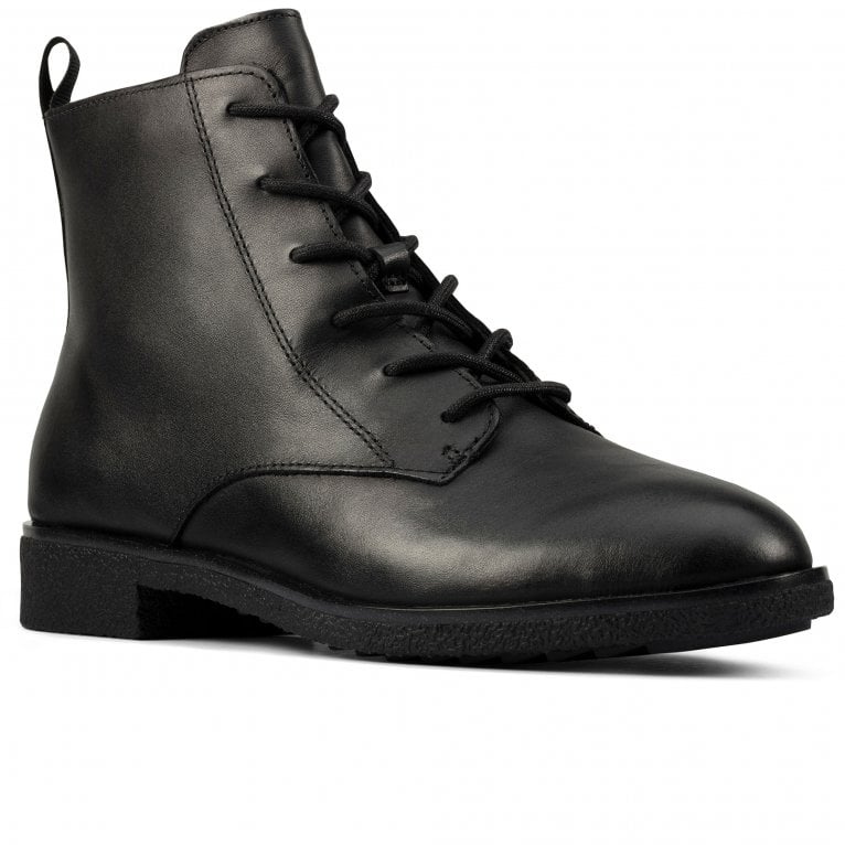 Clarks Griffin Lace Womens Lace Up Boots