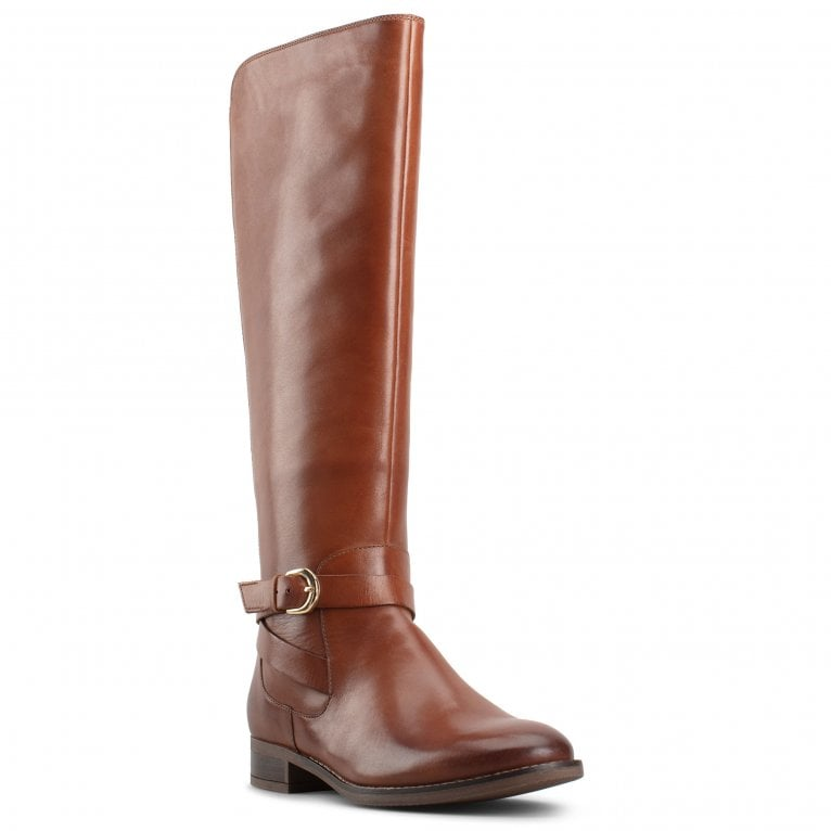 Clarks Hamble High Womens Extra Wide Fit Knee High Boots