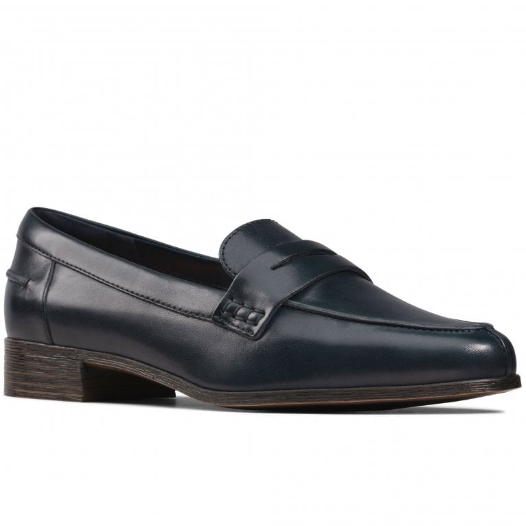 Clarks Hamble Loafer Womens Shoes