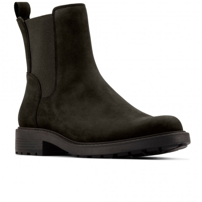 Clarks Orinoco2 Top Womens Chelsea Boots