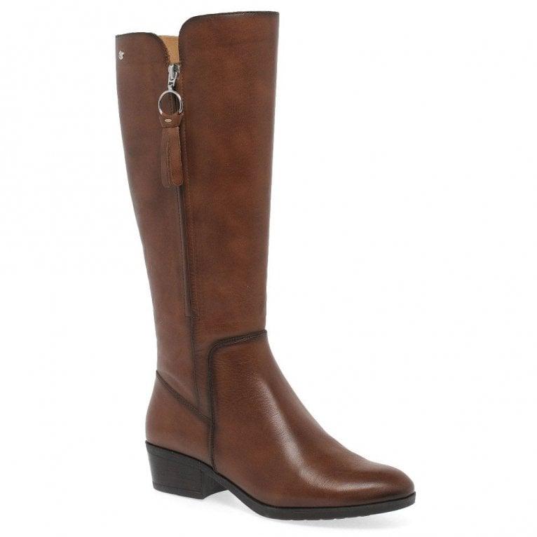 Pikolinos Dane Womens Long Boots