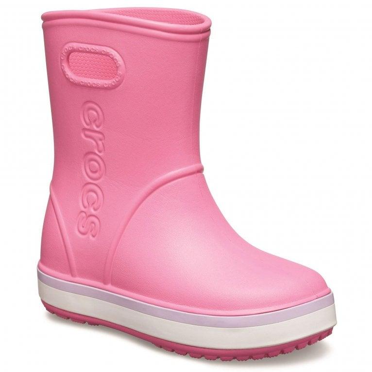 Crocs Crocband Rainboot Childrens Wellingtons