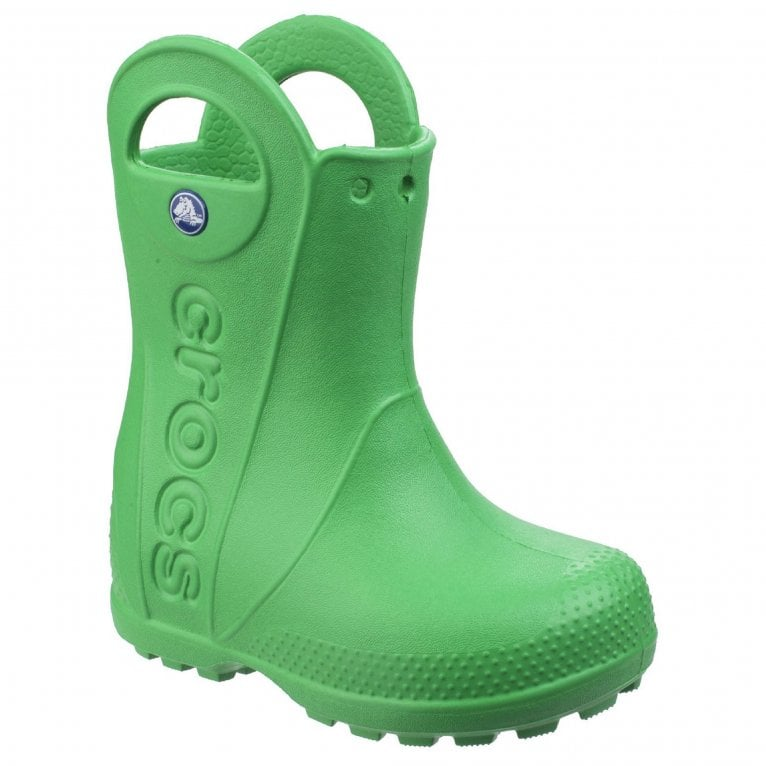 Crocs Handle It Rain Childrens Wellingtons