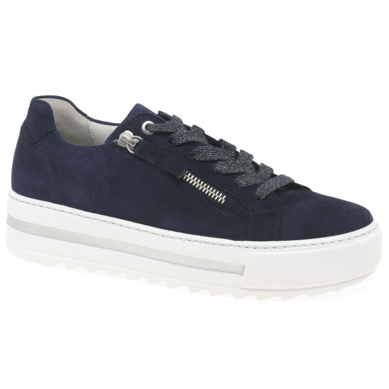 Gabor Heather Womens Casual Trainers