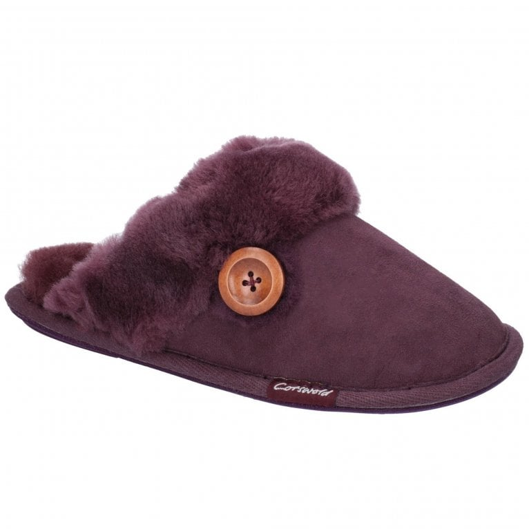 Cotswold Lechlade Womens Slippers