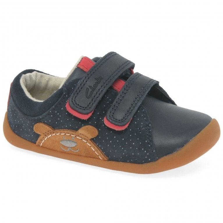 Clarks Roamer Bear T Infant Shoes
