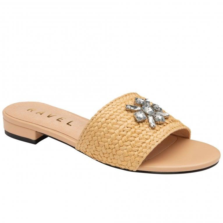 Ravel Esme Womens Slip On Sandals