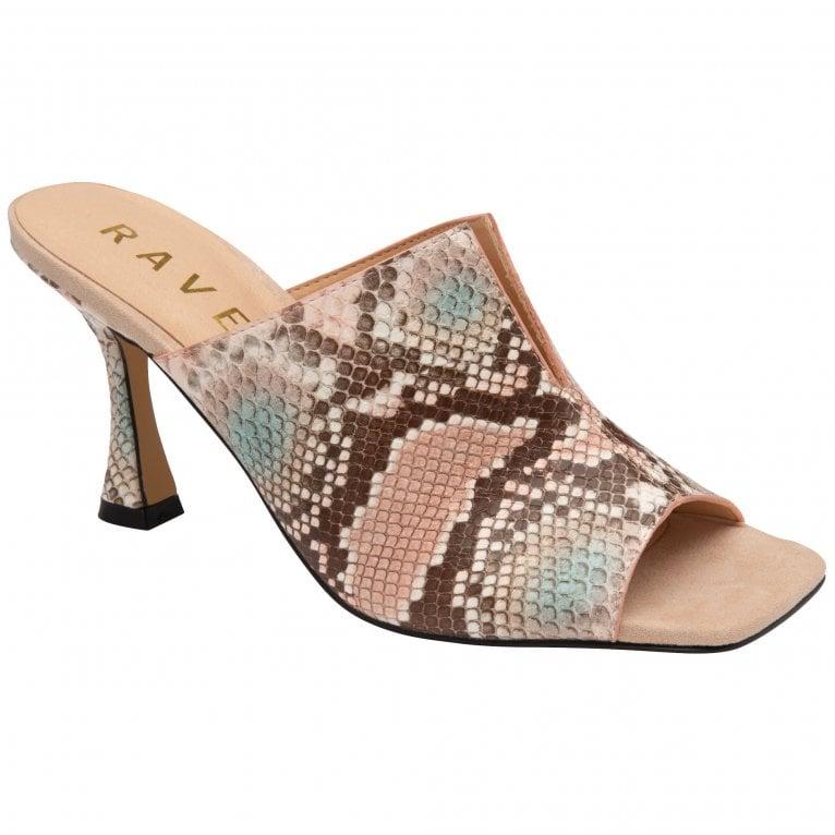 Ravel Annika Womens Heeled Sandals