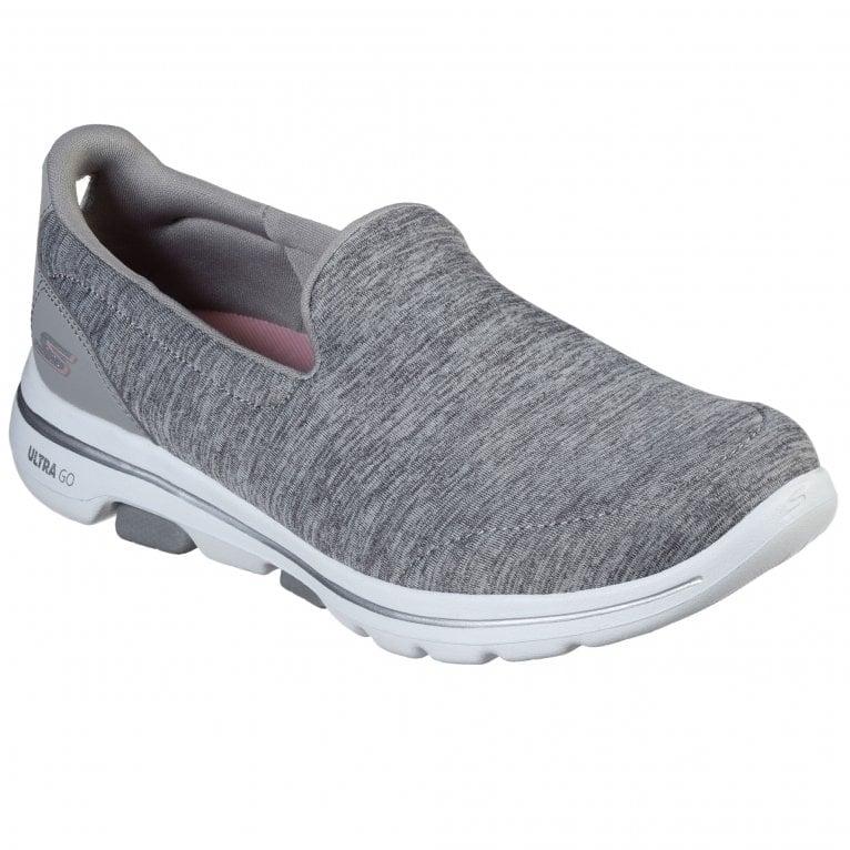 Skechers GO Walk 5 Honor Womens Slip On Sports Shoes