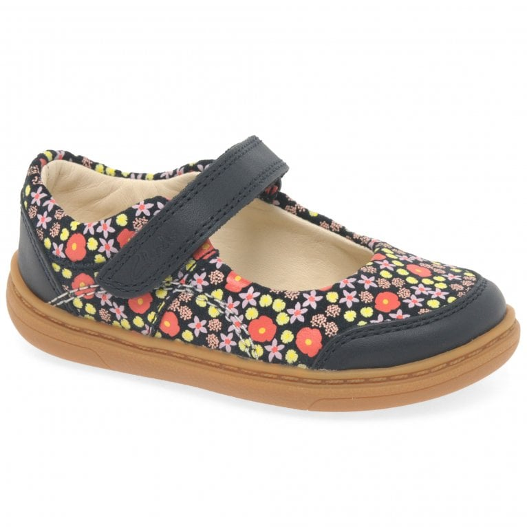 Clarks Flash Bright T Girls First Shoes