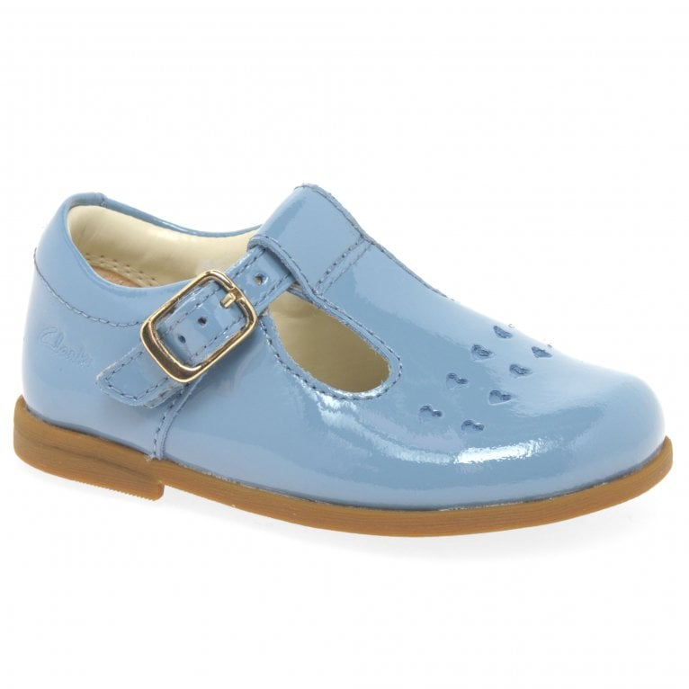 Clarks Drew Play T Girls First Shoes
