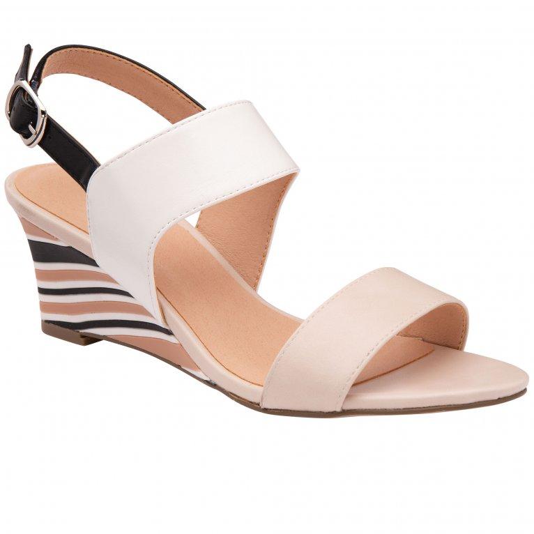Lotus Coraline Womens Wedge Sandals